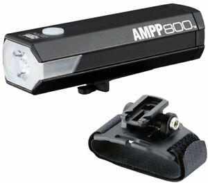 CATEYE Helmlampe AMPP 800 LED Vorderleuchte NEU