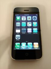 Apple iPhone 3G - 8GB - Black (AT&T) A1241 (GSM)