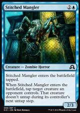 MTG 4x STITCHED MANGLER - STRITOLATORE RICUCITO - SOI - MAGIC