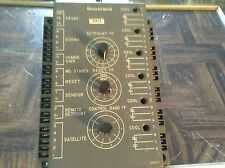 Honeywell cooling discharge control W7100A1053
