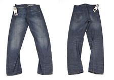 Nuovo Levi's Engineered Standard Fit Hazy Blu Denim Uomo Jeans W32 L32