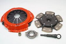 ACTION CLUTCH 1MS STAGE 3 6-PUCK METALLIC SPRUNG KIT RSX TYPE-S 06-11 CIVIC SI