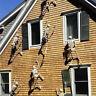 leuchtende menschliches skelett hängen schädel halloween - deko dekoration