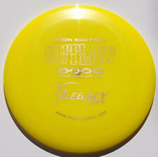 Legacy Icon-Edition Outlaw 166.64 Grams Bright Yellow w/Gold Hot-Stamp
