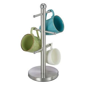 Tassenhalter, Kaffeetassenhalter, Tassenbaum, Becherbaum stehend, Tassen Ständer
