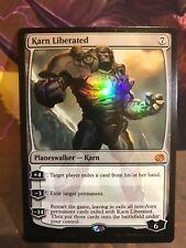 Karn Liberated FOIL Modern Masters 2015 Edition Near Mint - Mint Magic MTG