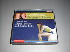 CD Hörbuch - Daniel Glattauer - Gut gegen Nordwind  - 4 CDs