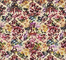 Designers Guild Fabric Martineau Berry luxurious colourful cut velvet FDG2346/01