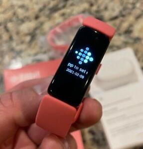 Fitbit Inspire 2 Activity Tracker - Desert Rose