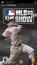 MLB 09: The Show - Major League Baseball Batter World Series Pitcher  PSP NEW