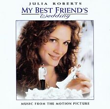 MY BEST FRIEND'S WEDDING - MUSIC FROM THE MOTION PICTURE / CD