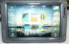 Lowrance HDS 12 Touch Insight GEN 2 GPS/Fishfinder HDS12 LMS LCX USA MAPS