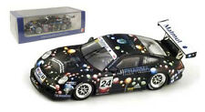Spark SF070 Porsche 997 GT3 Cup #24 Carrera Cup 2011 - H Hassid 1/43 Scale