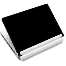 """Negro Universal Vinilo Skin Adhesivo Para 10,6 """" 12"""" de 13 """"de 13,3"""" 14 """" 15"""" De 15.6 Pulgadas Laptop"""