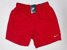 Pantalon Corto Hombre Mens Nike Sptcas Color Rojo Talla S .