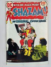 Shazam! #6  The Original Captain Marvel vs Dr Sivana from 1973 VF