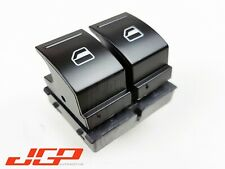 VW GOLF MK5 [2004-2009] Front Drivers Right Window Switch Pack 2 Door 5K3959857A