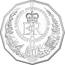 AUSTRALIA: 2015 50 cent Longest-Reigning Commonwealth Monarch SOLD OUT AT MINT