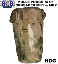 BCB MULTICAM MTP MOLLE WATER BOTTLE POUCH PLCE CANTEEN AIRSOFT CRUSADER