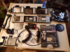 Konvolut 6 St. defekte Navigationsgeräte Medion, Transonic für Bastler