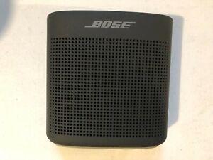 Bose SoundLink Color Bluetooth Speaker II Black Free Shipping!