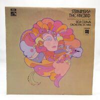 Stravinsky: The Firebird (LP Vinyl Record Complete Original Version, 1910) VGC
