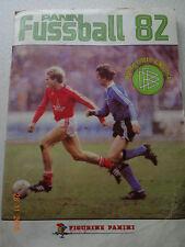 PANINI FUSBALL ALBUM 1982, also 36 Jahre alt, komplett, RARITÄT