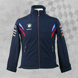 BMW Motorrad WorldSBK Kids Soft Shell Jacket - 100% Official Merchandise!