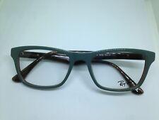 RAY BAN occhiali da vista RB5279 verde aste flex unisex glasses brille gafas