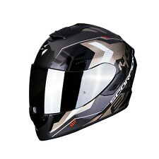 Casco Helm Casque Helmet SCORPION EXO 1400 AIR TRIKA Gold oro Taglia M