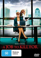 Sean Young a Job to Kill for - Deadly Seduction Blackmail Murder Thriller DVD