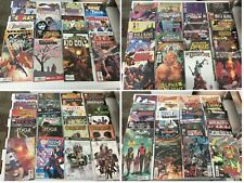 25 ASSORTED US COMICS, MARVEL + DC INDEPENDENTS, JOB LOT GRAB BAG BARGAIN