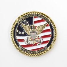 US COAST GUARD TRAINING CENTER YORKTOWN, VA OFFICERS ASSOCIATION MEDAL