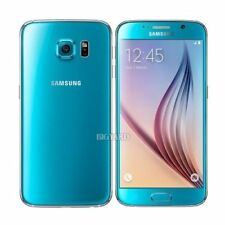 Samsung Smartphone Blue 32GB Mobile Phones