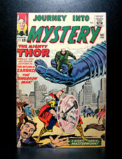 COMICS: Journey into Mystery: Thor #101 (1964), 1st Geirrodur/Rime Giants app