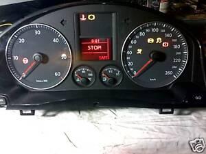 quadro strumenti VW GOLF V ANNO 2006