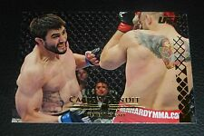 Carlos Condit UFC 2011 Topps Title Shot Gold Card #40 158 154 143 132 120 115 35