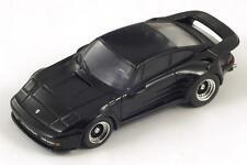 """Porsche Gemballa Mirage """"Black"""" 1988 (Spark 1:43 / S0731)"""