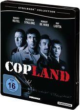 COP LAND (Sylvester Stallone, Robert De Niro) Blu-ray Disc, Steelbook NEU+OVP