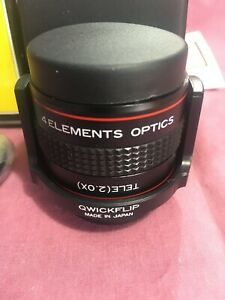 Aico Quick Change Video Lens (Two in One)