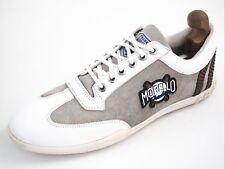 Frankie Morello fashion sneakers, white leather, mens shoe size US 11 EU 44 $210