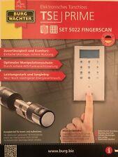 Burg-Wächter TSE Prime Set 5022 Fingerscan Elektronisches Türschloss Komplettset