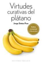 Virtudes curativas del platano (Coleccion Salud y Vida Natural)-ExLibrary