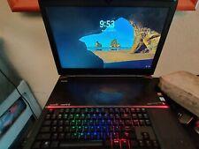 MSI GT83VR 7RF Titan SLI gaming / workstation laptop
