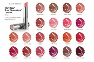 Mary Kay - TRUE DIMENSION LIPSTICK - YOU CHOOSE SHADE New FREE SHIPPING