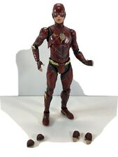 """S.H.Figuarts Justice League The Flash 6"""" Action Figure Loose (not Bootleg)"""