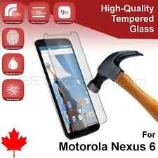Google Motorola Nexus 6 Premium Tempered Glass Screen Protector from Canada