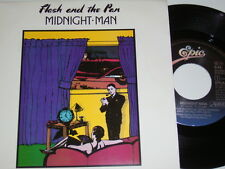 "7"" - Flash and the Pan Midnight Man & Fat Night - 1985 # 1029"