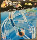 Zoom Tubes Car Trax RC Car Trax Set Twist Turn Tubular Trax Car Lites & Strobes