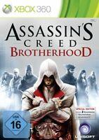 Microsoft Xbox 360 Spiel - Assassin's Creed: Brotherhood DEUTSCH mit OVP